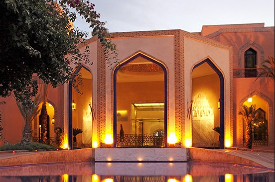 hotel hivernage marrakech